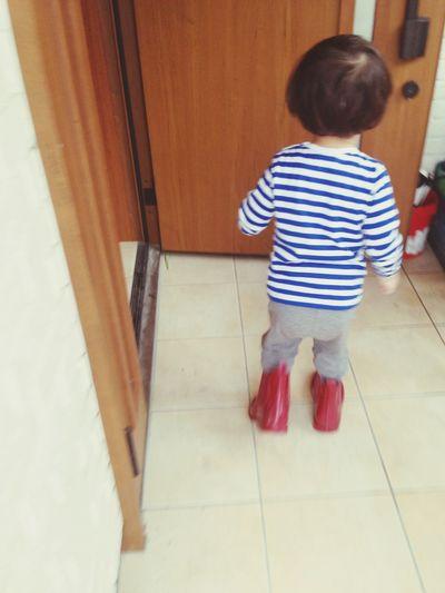 子供 マリメッコ レインブーツ Zara First Eyeem Photo