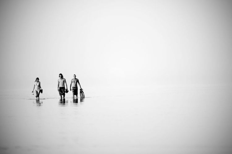 A Adult Adults Only Blackandwhite Cold Temperature Day Desaturated Egypt Fins Fog Full Length Lake Minimalism Nature Only Men Outdoors People Red Sea Sea Snorkel Snorkeling Women Young Adult Ägypten