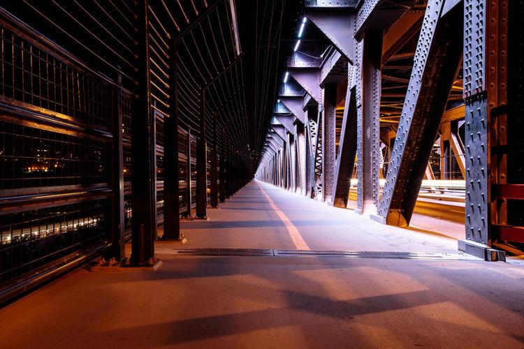 Architecture Built Structure Passageway Passage Covered Bridge Lane Aged Footbridge Suspension Bridge Underneath Destinations