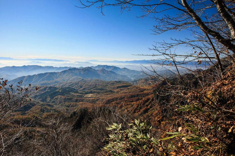 秋の戸隠山 戸隠 戸隠山 戸隠連峰 長野 Nagano Nagano, Japan Nagano Prefecture,Japan Nagano Prefecture Nagano-shi Nature Nature Photography Nature_collection Mountain Mountain Range Mountain Peak Mountain Photography Landscape
