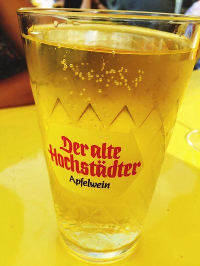 Frankfurter Gold - Frankfurt Souvenirs www.Bembeltown.de Geripptes Foodporn Cider Bembeltown Frankfurt Am Main Nullsechsneunk Still Lifee