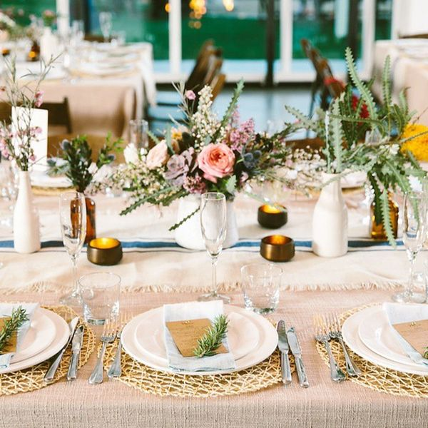 I LOVE when customers send me their images and share their big day♡♡♡ @jemerling photography nailed it. Thanks for sharing the Love @floresnair Florrierfiesta ♡Props @hellogemevents @acehotel Palmsprings California JacandJil Handmade Textiles Napkins Linens Events Floral Weddingreception Wedding