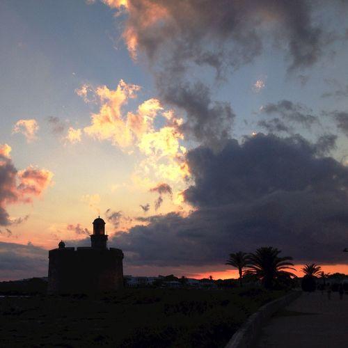 Ciutadella,habour,menorca Castell De Sant Nicolau