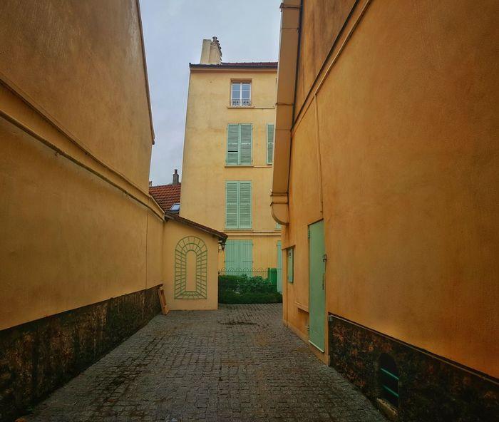 Architecture Village France