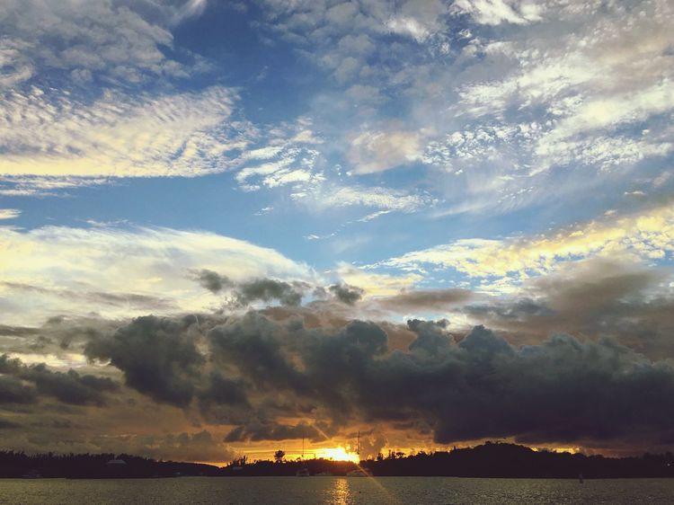 Bermuda sunset Bermuda Sky Sunset