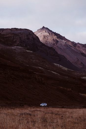Driving around Iceland. Constantly getting dwarfed by volcanic majesty. IG @noeldxng Iceland Adventure Desert Arid Climate 4x4 Road Trip Car Hill Adventure Clear Sky Sky Landscape Volcanic Landscape Volcanic Activity Off-road Vehicle Geology Volcanic Crater Physical Geography Eroded Sports Utility Vehicle Rugged Volcanic Rock The Great Outdoors - 2018 EyeEm Awards The Traveler - 2018 EyeEm Awards Be Brave A New Beginning