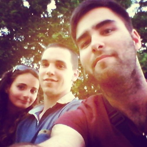 Punnany-s selfie PunnanyMassif Koncert Parkofficial Friends