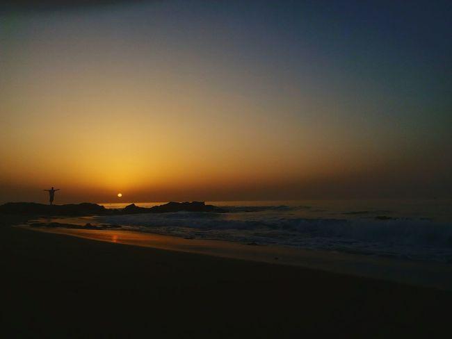 Freedom Sea Sunshine Gold Sky Sand Sun Paradise Beautiful Nature