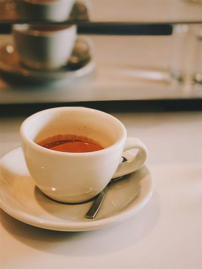 EyeEm Selects Drink Food And Drink Refreshment Coffee Cup Coffee - Drink Cup No People Indoors  Freshness First Eyeem Photo