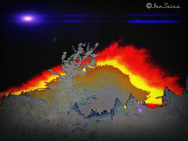 Silhouette Sun_collection Eye4photography  Cosmic Debris