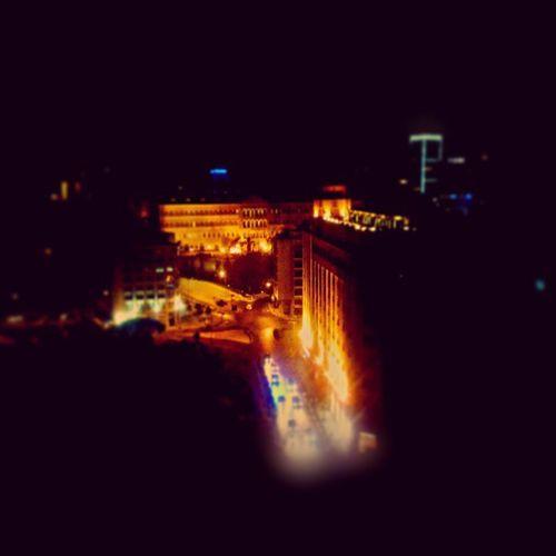Lebanon Beirut Down_town Grand_Serail Othman_Style Othman_Architecture Night lights