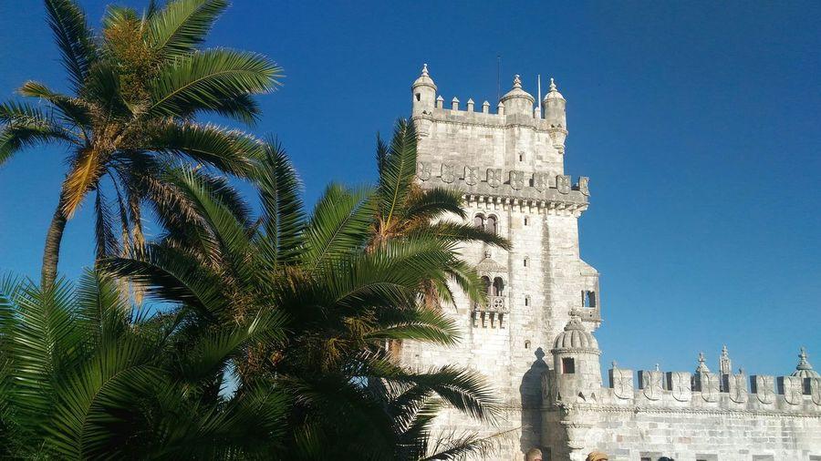 Belém Tower at Lisbon City Monument Lisbon