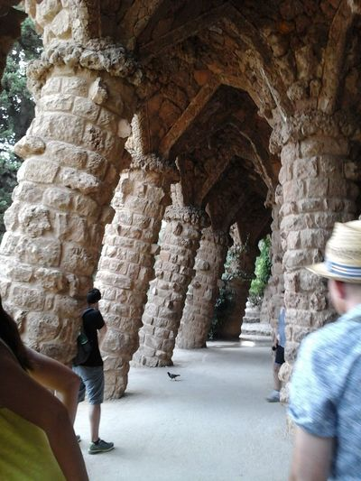 Barcellona, Parco Gaüdì Tourist Famous Place History Travel Stone Material Vacations International Landmark Travel Destinations Eyeeyeyeeye Smartphone Photography Streetart Barcelona, Spain Park Güell, Barcelona Viaggiando Architettura Vacanze nofilternoeditHTC Desire EYE Htccollection Home Is Where The Art Is Foodphotography Summer Architecture_collection