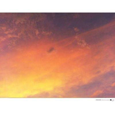 【 餘霞 】 沒什麼事 比親眼看見神創造的世界 更美好的了 LGG4 Sky 365Snap Afterglow