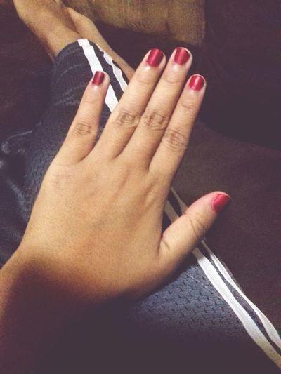 Red Matte Nails 💅💋 Nailpolish Hands Nailsoftheday Nail Design Nail Color  Red Matte Nails Naildesign Nails Done! Nailstagram Beautiful Nails❤💋
