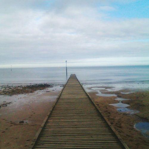 Beach Pier Wales Sea Llandudno
