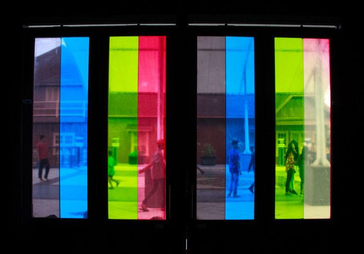 Rainbow Streetphotography StreetActivity Bekudaksetumat Banjarmasin Indonesia_photography