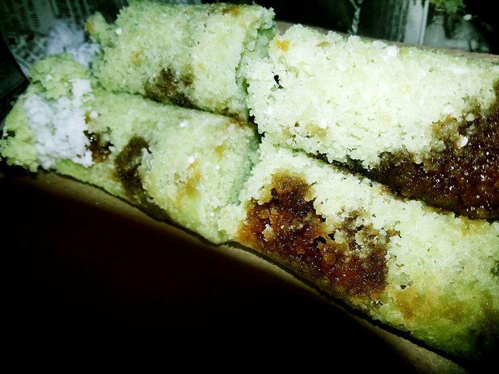 I'm Foodie sooo what??? 😌😌😏😏 Foodstagram Indonesian Food Cullinary Sweetgreen Putu Loveit