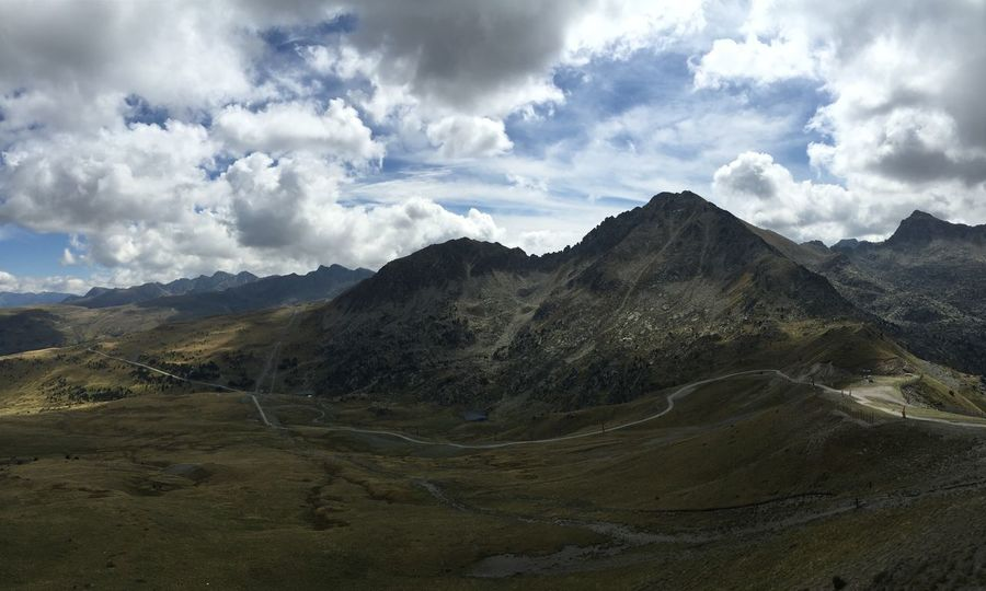 No Edit/no Filter Enjoying Life Relaxing Andorra Landscape Iphone6 IPhoneography Mobilephotography