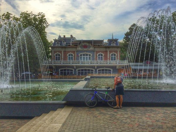ресторан  коралловыебусы краснодар кубань Россия Streetphotography Great Atmosphere Check This Out Hanging Out Architecture