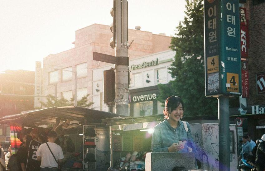 Sunshine People Peoplephotography The Street Photographer - 2015 EyeEm Awards Streetphotography Smile Eye4photography  EyeEm Best Shots EyeEm Korea