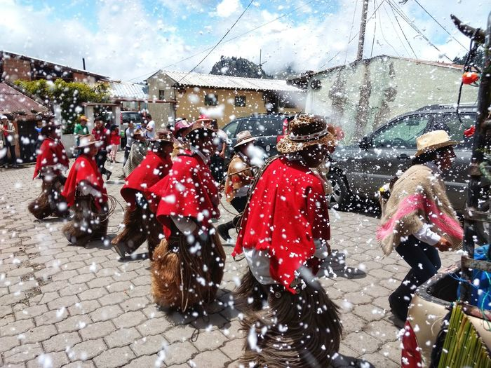 Taita Carnaval Carnaval Traveling Beautiful Travelphotography Travel Ecuador Culture Musica Danza Cultura Carnival Southamerica Dance Photography Taitacarnval2018 MiPais Costumbres Red People Day First Eyeem Photo