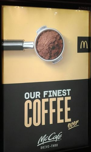 Coffee Is Always The Answer Take Away Coffee Western Script Coffee - Drink Coffee Time WesternScript Text&images Commercial Signs SIGN. McDonald's Macca's Mcdonalds Mc Café Goldenarches Sign Caffeine Illuminated Signs McCafe The Golden Arches Golden Arches Mc Cafe ... Mc Donald's Mc Donalds Maccas Signage Coffee Barista Signs Illuminatedsigns Signs_collection