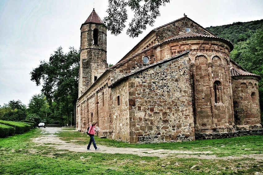 Church Spanish Church Catholic Church Spanish Pyrenees Believe Nature Religion