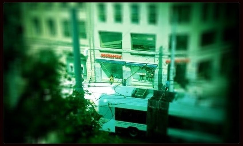 Streetphotography Tiltshift