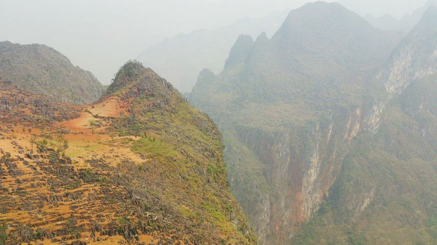 Vietnam Hello World Mountain View Landscape Tourist_spot Hà Giang Taking Photos On The Road Supernormal Scenery Shots