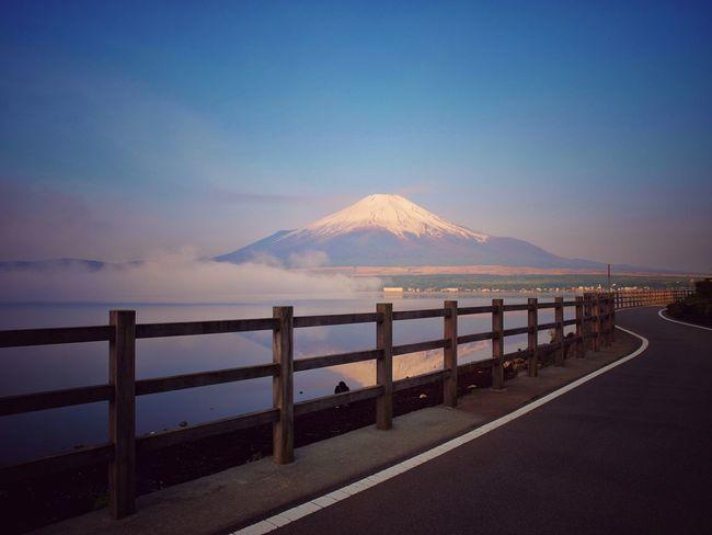 Japan Yamanashi Photography Nature Mountains Mount FuJi Beautiful 山梨県 富士山