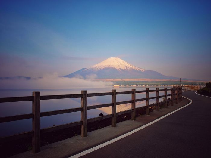 Japan Yamanashi Photography Nature Mountains Mount FuJi Beautiful 山梨県 富士山