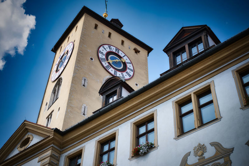 Ratchaus Clock