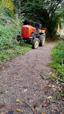 Car Traktor Landwirtschaftsgerät