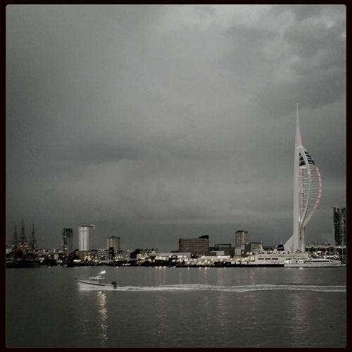 Sunny day in Portsmouth... First Eyeem Photo