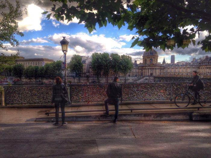 Architecture Building Exterior Walking Travel Destinations Paris ❤ Dream Tranquility