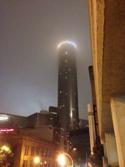 Westin hotel Atlanta Popular Photos Eyem Misty Day