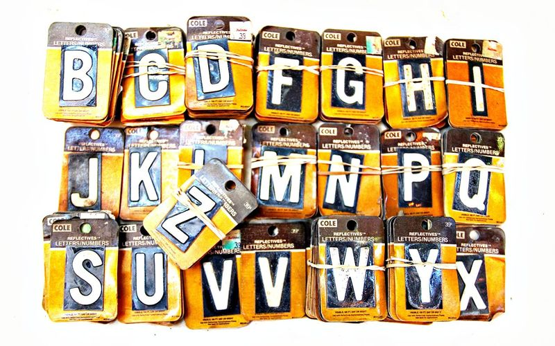 Vintage Mailbox Reflective Letters ABC Abundance Alphabetography Arrangement Choice Close Up Close-up Colorful Detail Equipment Indoors  Large Group Of Objects Mailboc Multi Colored No People Order Rubber Banded S Scriptorius Single Object Still Life Symbol Table Te Variation