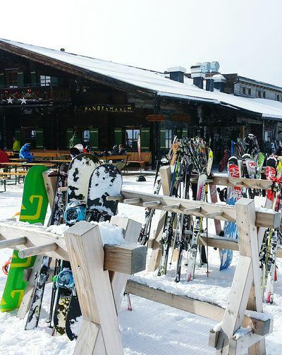 Snow Cold Winter ❄⛄ Skiing AlpsMountain Kitzbüheler Alpen