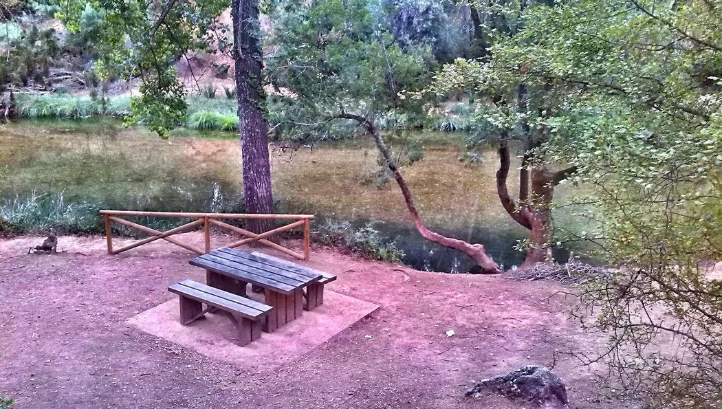 Merendero Descansar Naturaleza Campo FAMILIA♥ Escapada