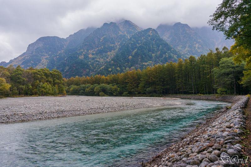 絕美上高地 Kamikōchi