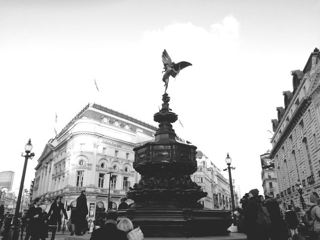 Piccadillycircus London Lasttrip Shopping please live better without me?