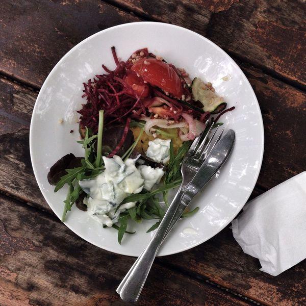 Healthy Lunch Seasonal Food Regional Food Feast