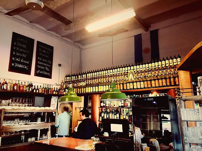 La Flor de Barracas Bar Notable Cash Register