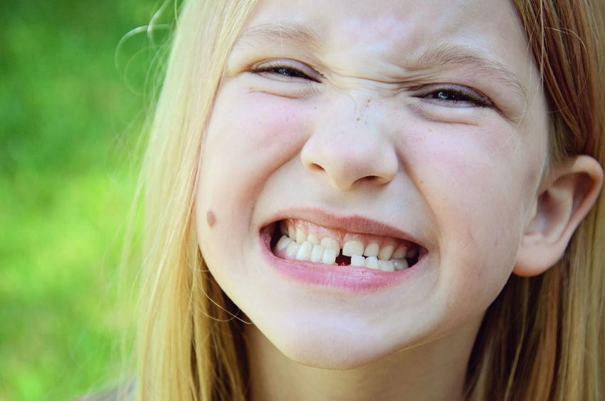 Lost first tooth Beauty Child Childhood Memories Childhoodmemories Close-up Cute Girl Growing Headshot Human Face Life Long Hair Lost Tooth Missing Tooth Person Portrait Teeth