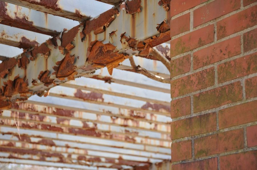Built Structure Architecture Building Exterior Brick Wall No People Day Outdoors Fragility