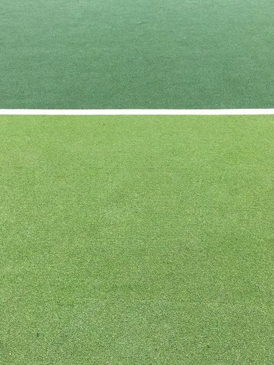 Green Color Sport Grass Playing Field Soccer Soccer Field Full Frame Plant Backgrounds No People American Football Field Team Sport Nature Turf Single Line Day Competition High Angle View Textured  Outdoors