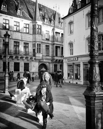 Bow your heads Streetphotography Luxembourg Black And White Photography Streephotographer LeicaMMonochrome Showcase: February Spako Streetphoto_bw Leica