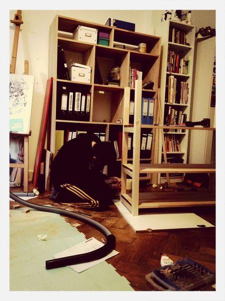 DIY Regal Bauen Heimwerkeln