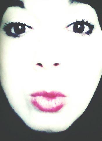 I look your eyes... Big Eyes Kiss People People Are People